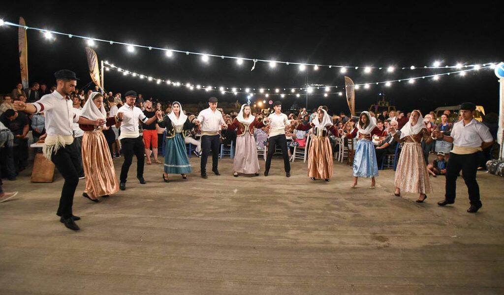 traditional dances greek fest