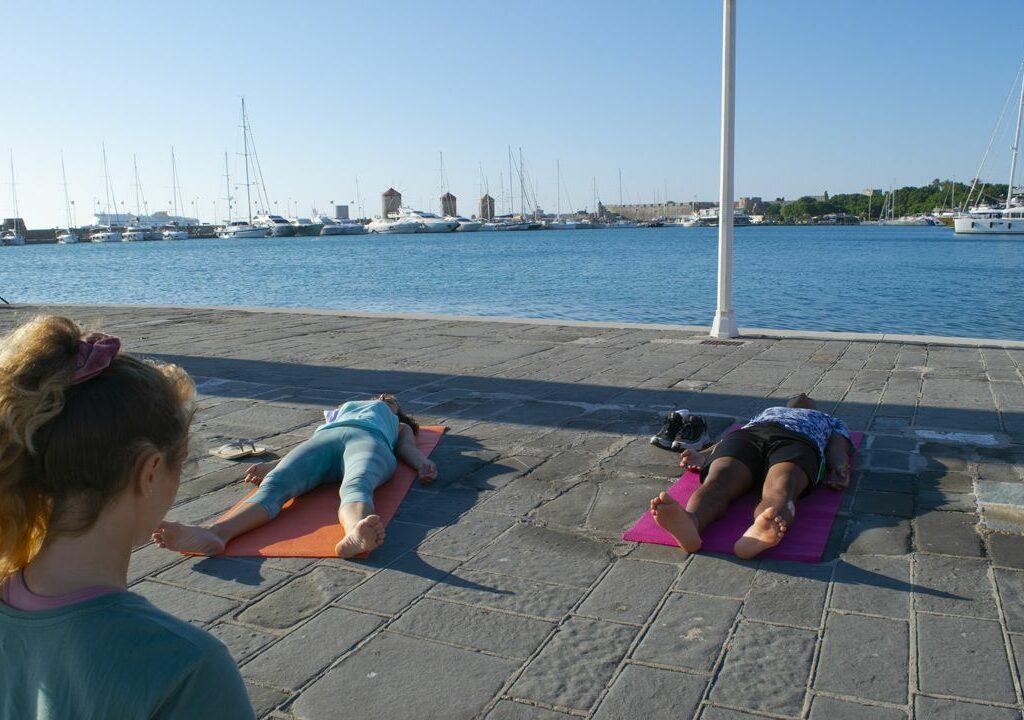 sunrise yoga paranaya