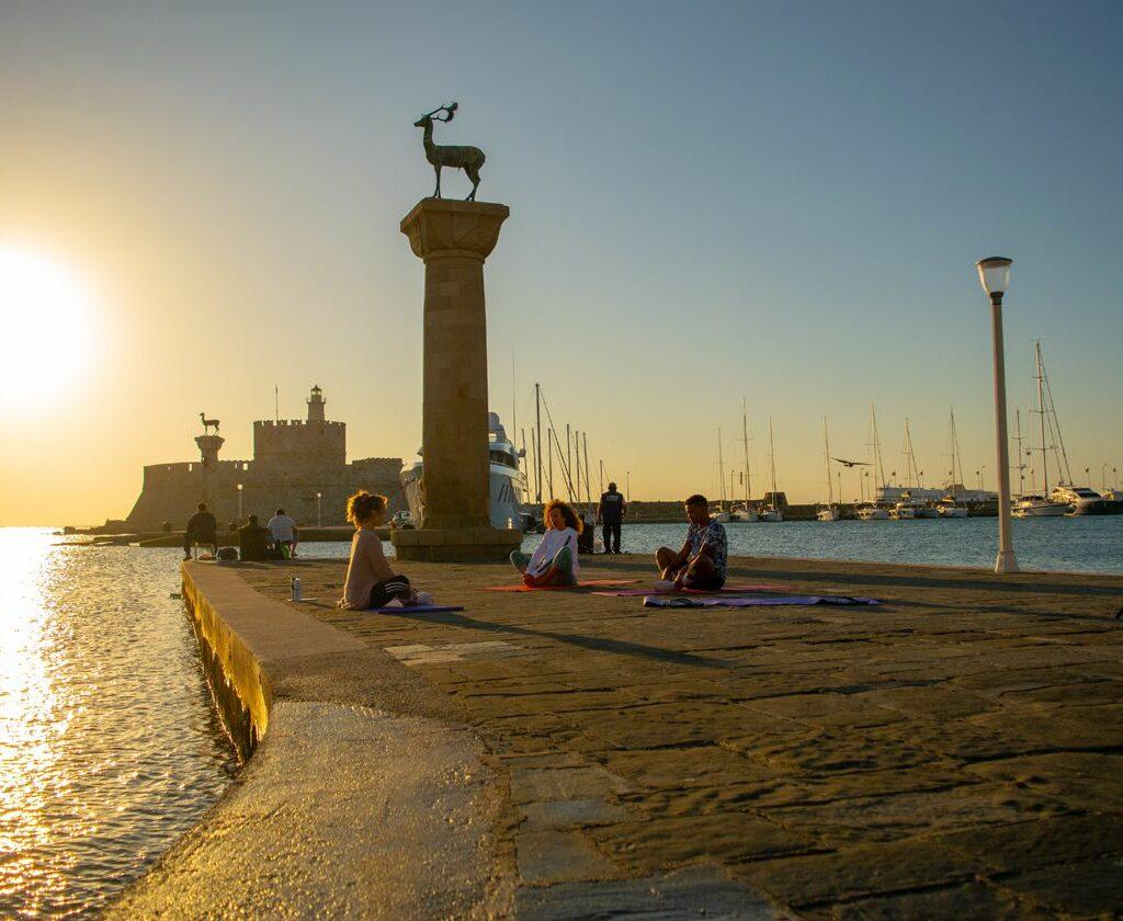 sunrise yoga harbor