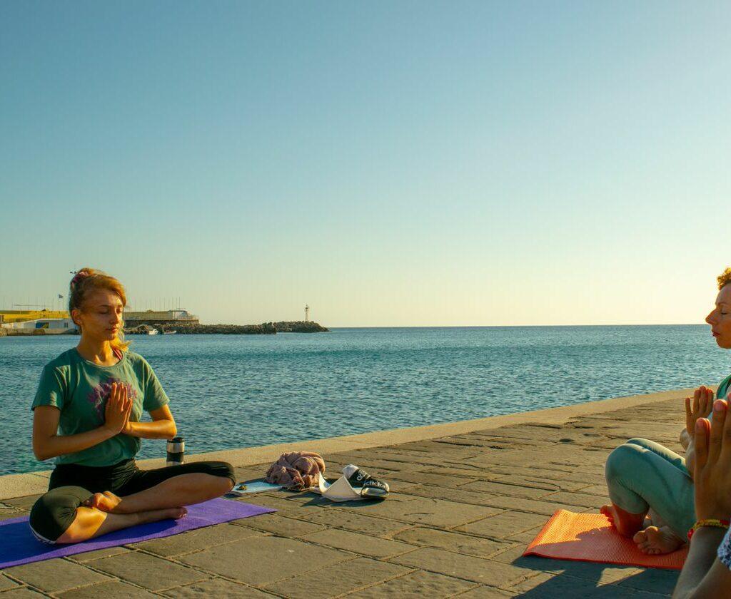 sunrise yoga concentrate