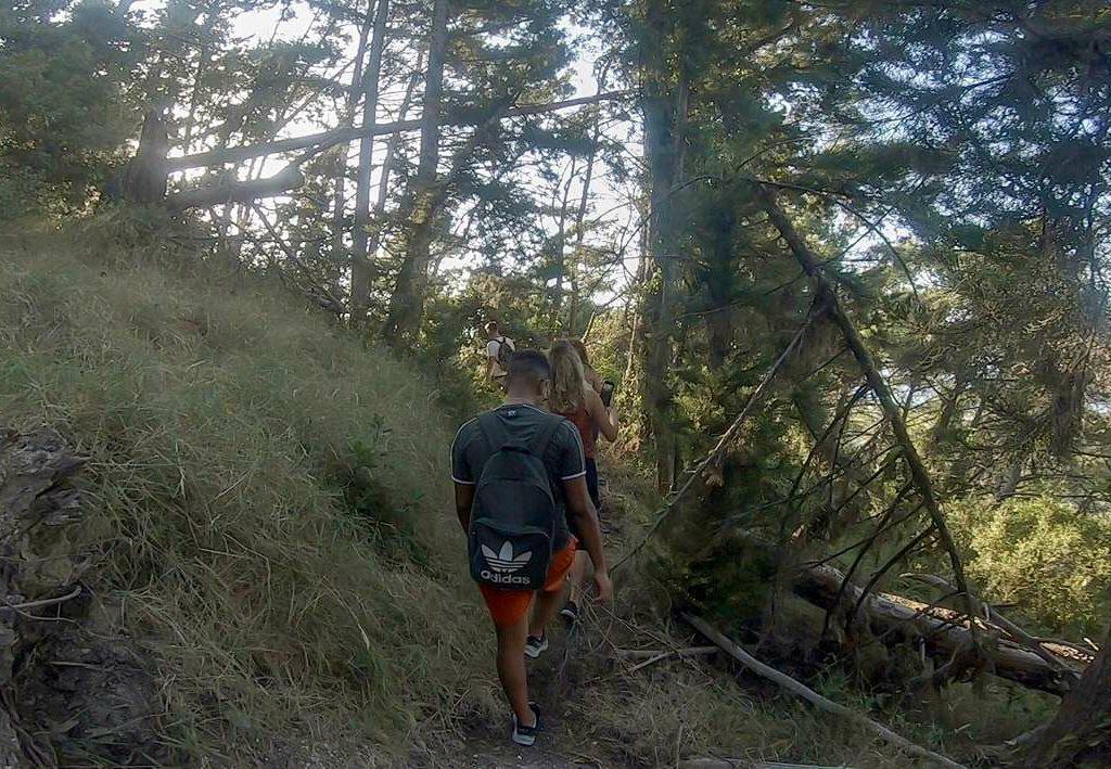 filerimos hiking trail